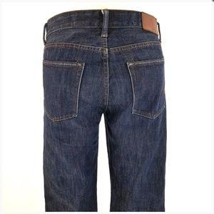 Martin+OSA Dark Blue Slim Fit 5 Pocket Jeans